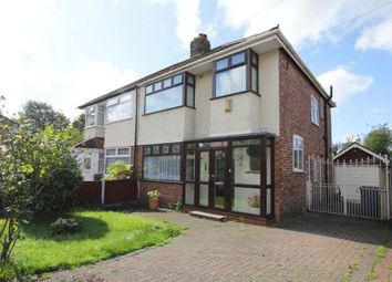 Thumbnail 3 bed semi-detached house for sale in Cyril Grove, Aigburth, Liverpool