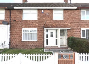 Thumbnail 3 bedroom terraced house for sale in Findon Road, Kirkby, Liverpool