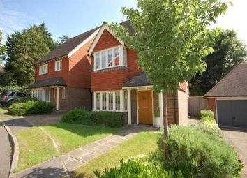 Thumbnail 3 bed link-detached house to rent in Spring Meadow, Uckfield