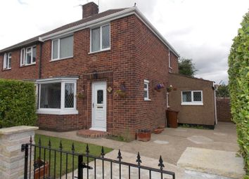 Thumbnail 3 bed semi-detached house for sale in Welland Avenue, Grimsby
