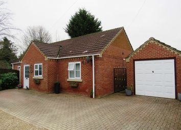 Thumbnail 2 bed detached house for sale in Redmile Lane, Pinchbeck, Spalding