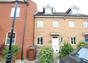 Thumbnail 4 bed terraced house for sale in Medbree Court, Orsett, Grays