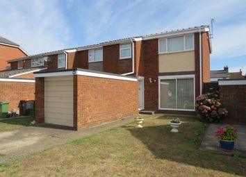 Thumbnail 3 bed end terrace house for sale in Mander Close, Toddington, Dunstable