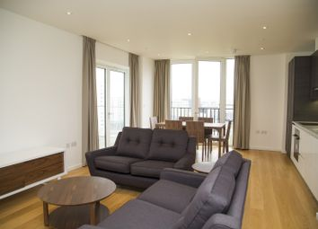 Thumbnail 3 bed flat to rent in 20 Victory Parade, London