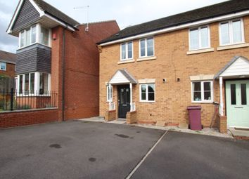 Thumbnail 2 bed semi-detached house to rent in Middle Lane, Danesmoor