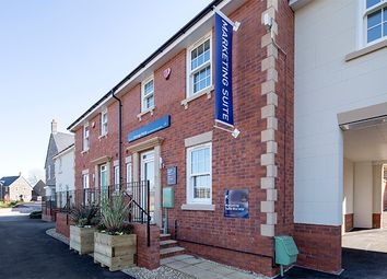 """Thumbnail 3 bed property for sale in """"The Hartley"""" at Keward, Wells"""