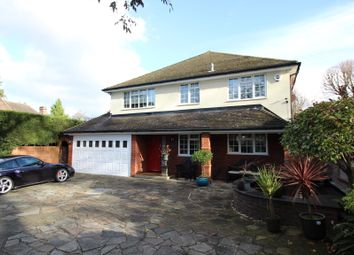 Thumbnail 4 bed detached house to rent in Forest Ridge, Keston Park, Keston