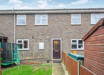 Thumbnail 2 bed terraced house for sale in Guilford Avenue, Whitfield, Dover