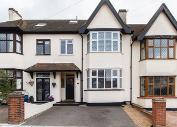 Thumbnail 4 bed terraced house for sale in Westleigh Avenue, Leigh-On-Sea