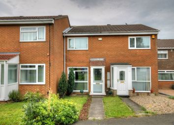 Thumbnail 2 bed terraced house for sale in Burnham Avenue, West Denton Park, Newcastle Upon Tyne