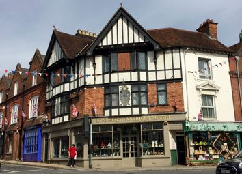 Thumbnail Retail premises for sale in 19-21 High Street, Lyndhurst