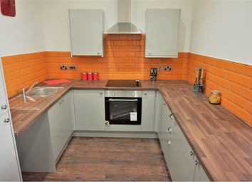 Thumbnail 1 bed flat to rent in High Street, Blackburn