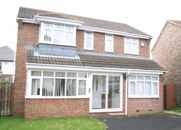 Thumbnail 3 bed detached house for sale in Wheatfields Whitley Bay, Seaton Delaval