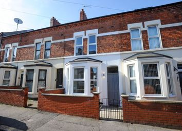 Thumbnail 3 bed terraced house for sale in Cheviot Avenue, Belfast