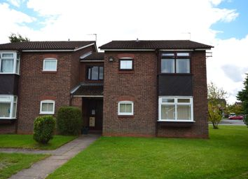Thumbnail 1 bedroom flat to rent in Canterbury Drive, Perton, Wolverhampton