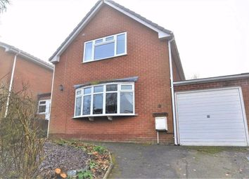 Thumbnail 3 bed link-detached house for sale in Hencroft, Leek