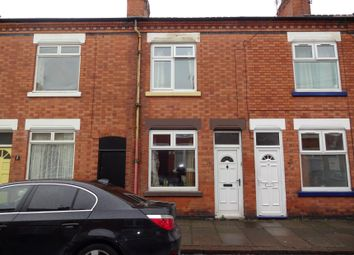 Thumbnail 2 bedroom terraced house for sale in Walton Street, Off Narborough Road, Leicester
