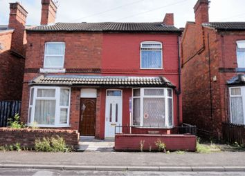 Thumbnail 2 bed semi-detached house for sale in Moor Street, Mansfield