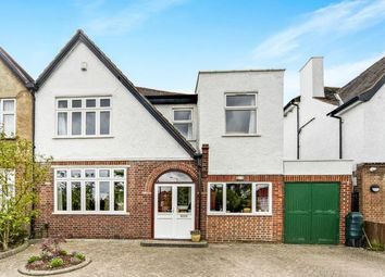 Thumbnail 4 bed semi-detached house for sale in South Way, Shirley, Croydon, Surrey