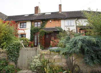 Thumbnail 2 bed cottage to rent in Church Lane, Swarkestone, Derby
