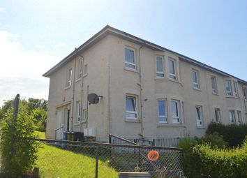 Thumbnail 3 bedroom flat for sale in Ardoch Crescent, Dumbarton