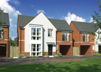 Thumbnail 4 bed detached house for sale in The Witcombe, Inland Homes At St John's, Chelmsford