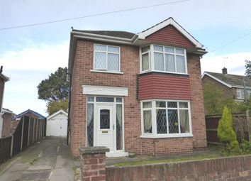 Thumbnail 3 bed detached house for sale in Mirfield Road, Scunthorpe