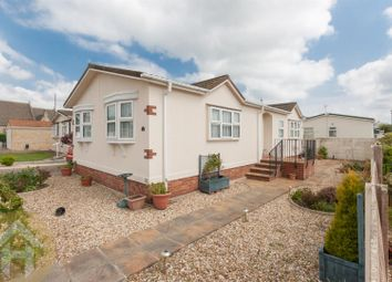 Thumbnail 2 bed mobile/park home for sale in Church Park, Bradenstoke, Chippenham