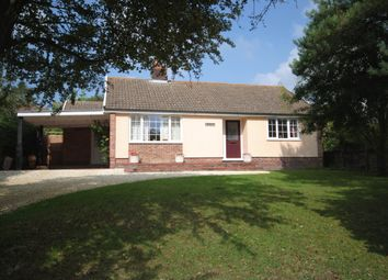 Thumbnail 2 bed detached bungalow for sale in East Church Street, Kenninghall, Norwich