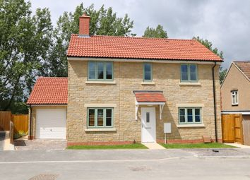 Thumbnail 4 bed detached house for sale in Herbert Gardens, Farmborough, Bath