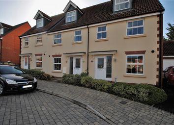Thumbnail 4 bed town house for sale in Bonita Drive, Wembdon, Bridgwater