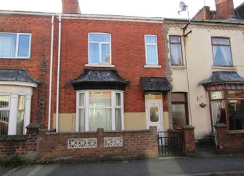 Thumbnail 2 bed terraced house for sale in Tooley Street, Gainsborough
