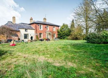 Thumbnail 5 bed detached house for sale in Watling Street, Hockliffe, Leighton Buzzard, Bedfordshire