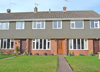Thumbnail 3 bed terraced house for sale in Tyrrell Mead, Sidmouth