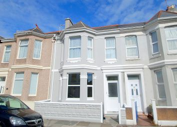 Thumbnail 1 bed flat for sale in Cotehele Avenue, Prince Rock, Plymouth