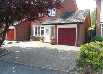 Thumbnail 3 bed detached house for sale in Ainsworth Road, Moseley Green, Wolverhampton