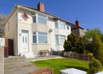 Thumbnail 3 bed semi-detached house for sale in Wood Lane, Huyton, Liverpool