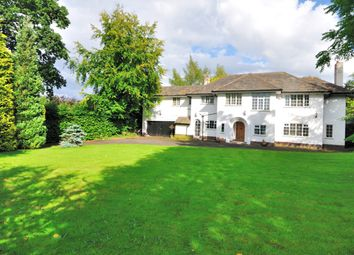 Thumbnail 6 bed detached house to rent in Chester Road, Mere, Knutsford