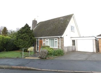 Thumbnail 3 bed detached house for sale in Perry Close, Woodhouse Eaves, Loughborough, Leicestershire