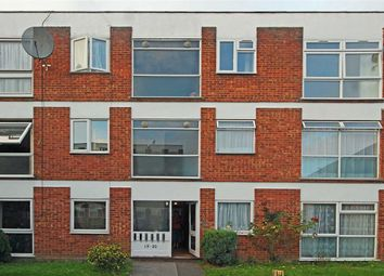 Thumbnail 2 bed flat to rent in Silverdale Close, London