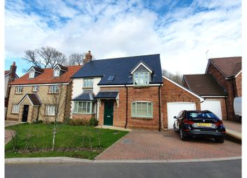 4 bed detached house for sale in Heron Close, Chard TA20
