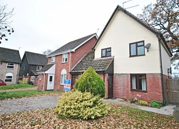 Thumbnail 3 bedroom detached house for sale in Lowes View, Diss