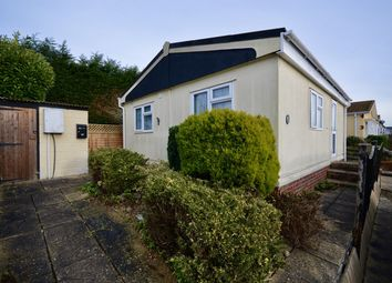 Thumbnail 1 bed property for sale in Gosfield Lake Park, Church Road, Halstead
