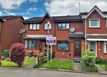 Thumbnail 2 bedroom terraced house for sale in Maukinfauld Court, Glasgow