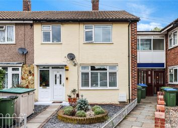 Thumbnail 2 bed terraced house for sale in Mottisfont Road, Abbeywood, London