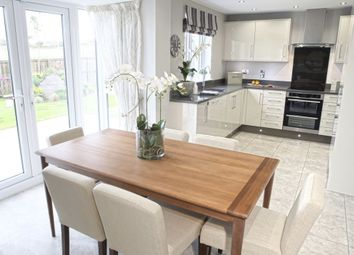 "Thumbnail 4 bed detached house for sale in ""Balmoral"" at Shielhill Drive, Bridge Of Don, Aberdeen"