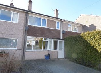 Thumbnail 3 bed terraced house for sale in Mint Dale, Kendal