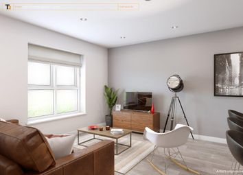 Thumbnail 2 bed flat for sale in The Brewery Yard, Kimberley, Nottingham