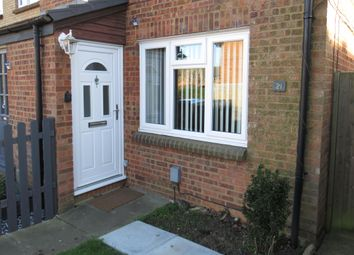 Thumbnail 1 bed maisonette to rent in Ramblers Way, Welwyn Garden City