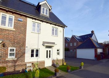 3 bed end terrace house for sale in Broomfield, Bells Yew Green, Tunbridge Wells, Kent TN3
